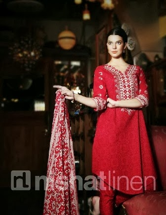 Nishat Linen Pret Designs Collection