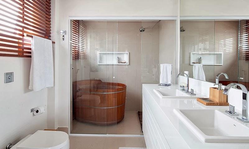 Formatto Fevereiro 2014 -> Decoracao Banheiro Spa