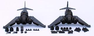 Storm Talon and Nephilim Jetfighter