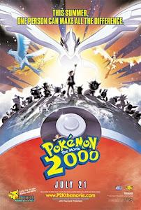 Pokémon: The Movie 2000 Poster
