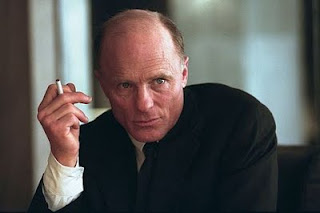 ed harris smoking