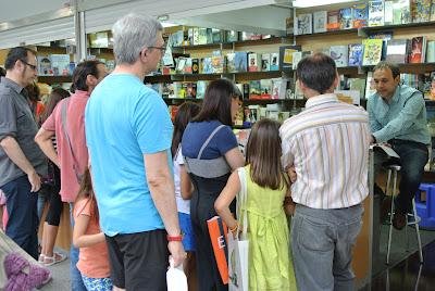 Feria del Libro Zaragoza 2012