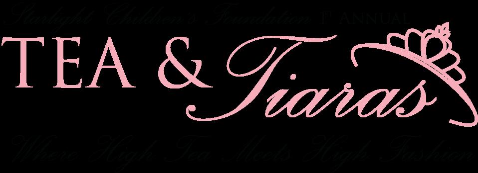 Tea & Tiaras logo
