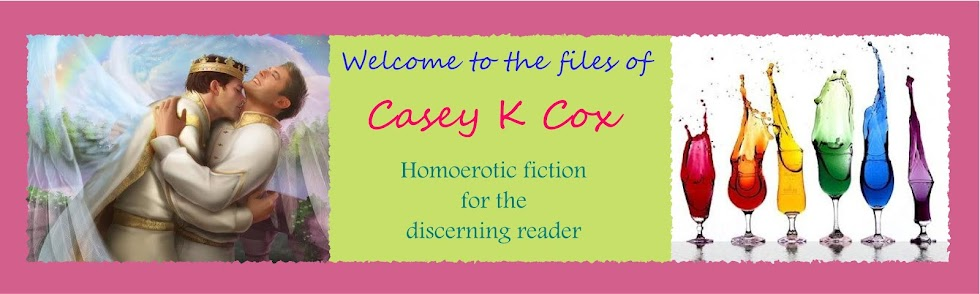 The Files of Casey K Cox