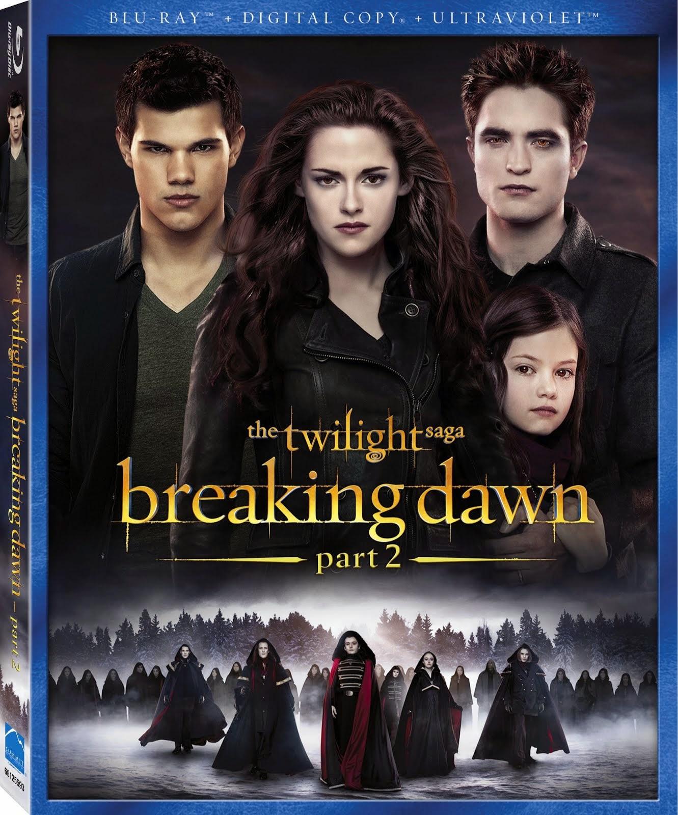 Twilight Saga Breaking Dawn Part 2  (2012) ταινιες online seires xrysoi greek subs