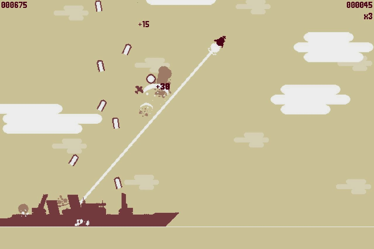 LUFTRAUSERS on Vita Review