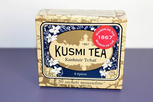 Kashmir Tchaï Kusmi Tea