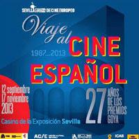 Muestra sobre los 27 años de los Goyas en el Casino de Exposición de Sevilla