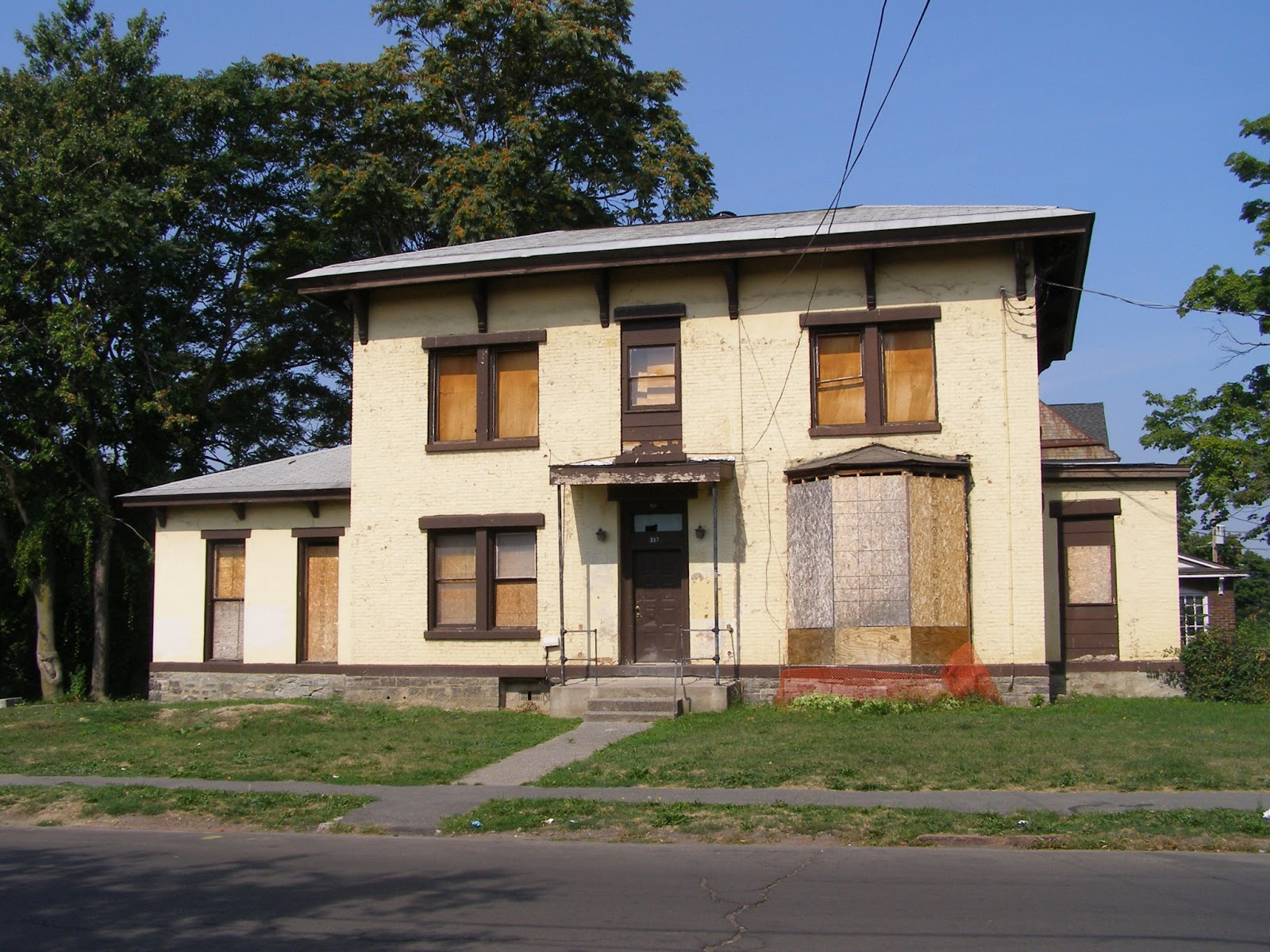 My Central New York The Avery Burton House Another Case