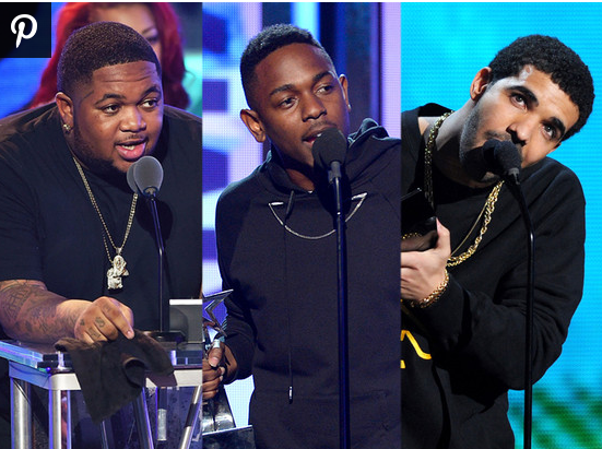 winners BET Hip Hop Awards