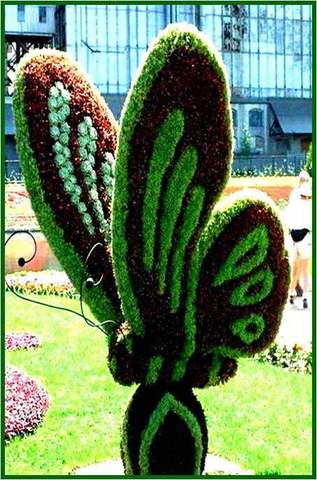 Amazing ideas of topiary art for your garden
