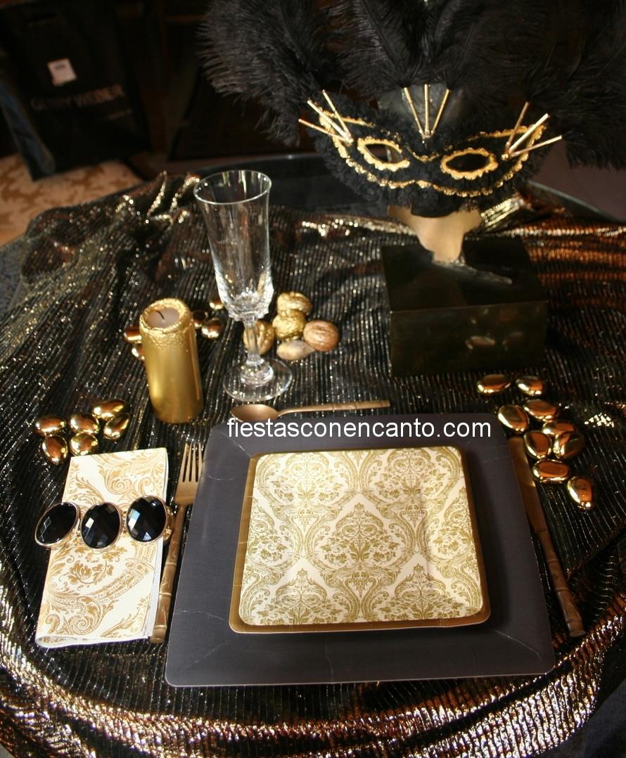 fiestas con encanto decoraci n mesa carnaval de venecia