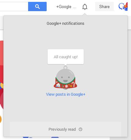Google+ Easter Christmas