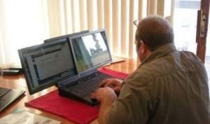 Spesifikasi & Fitur gScreen SpaceBook Laptop Dengan Dua Layar