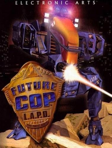 future cop demo game free