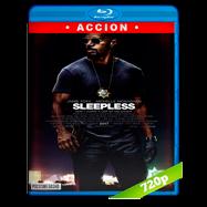 Sleepless (2017) BRRip 720p Audio Ingles 5.1 Subtitulada