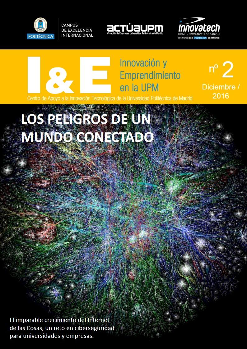 nº2 I&E Innovación y Emprendimiento en la UPM (diciembre 2016)