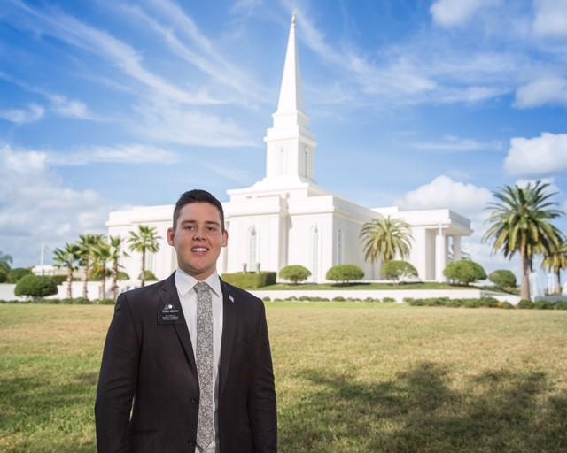 Elder Gentry, Florida, Orlando Mission