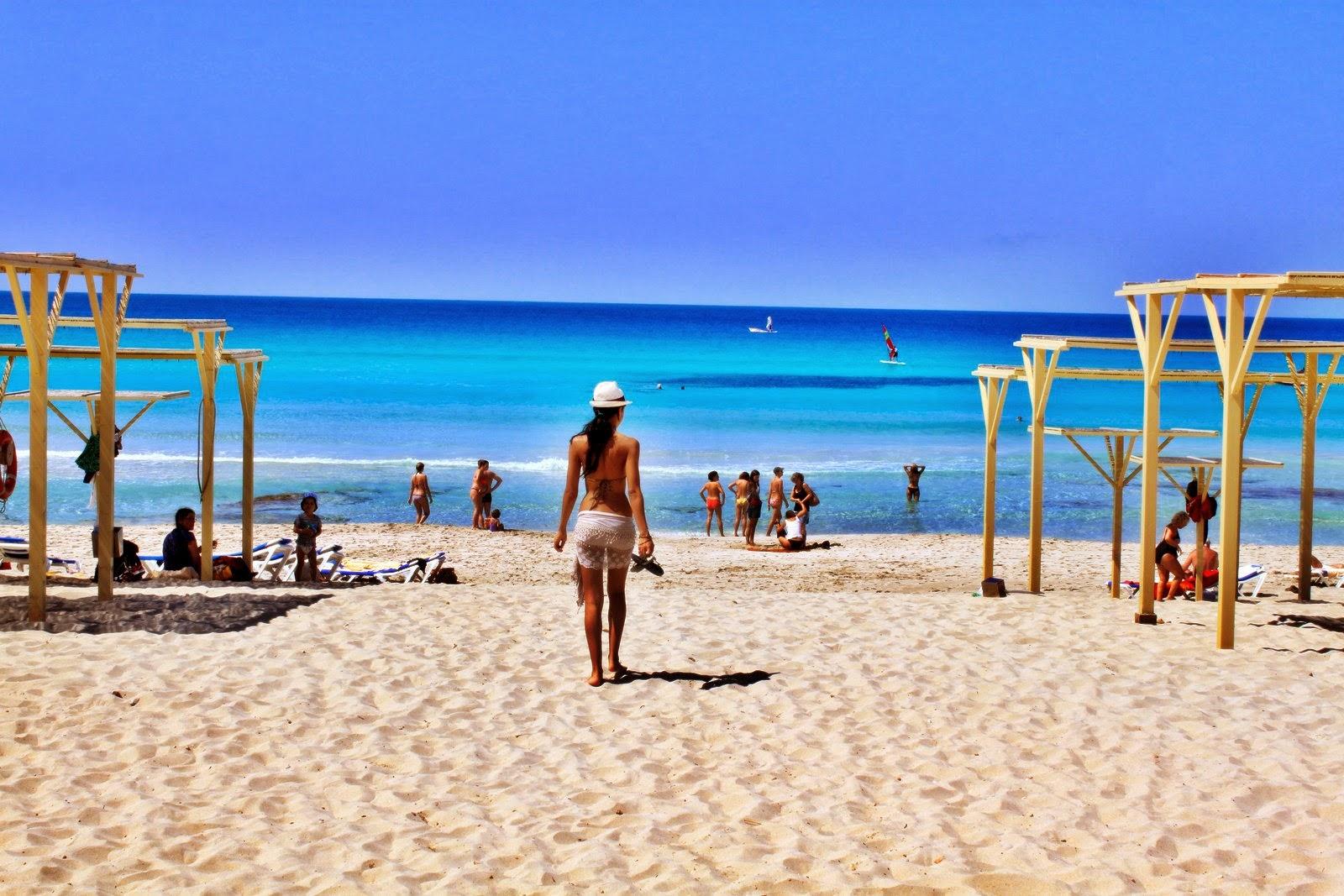 Disfruta de las playas de Formentera