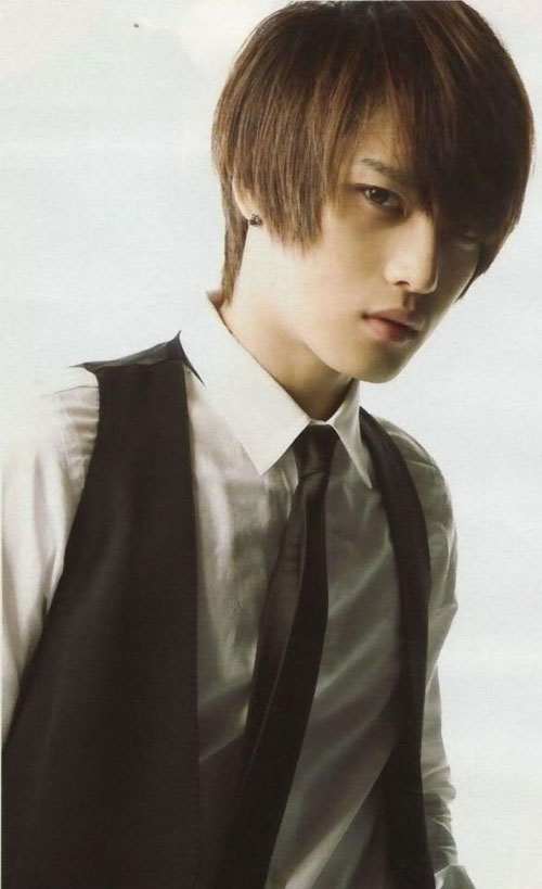 Kim jaejoong hairstyle men hairstyles review hairstyles