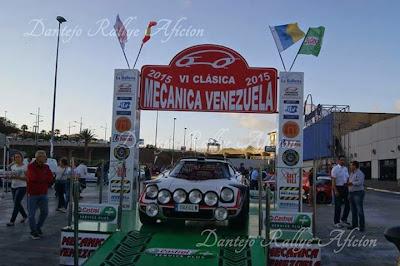 VI Clásica Mecanica Venezuela 2015