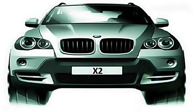 2018 BMW X2 Redesign