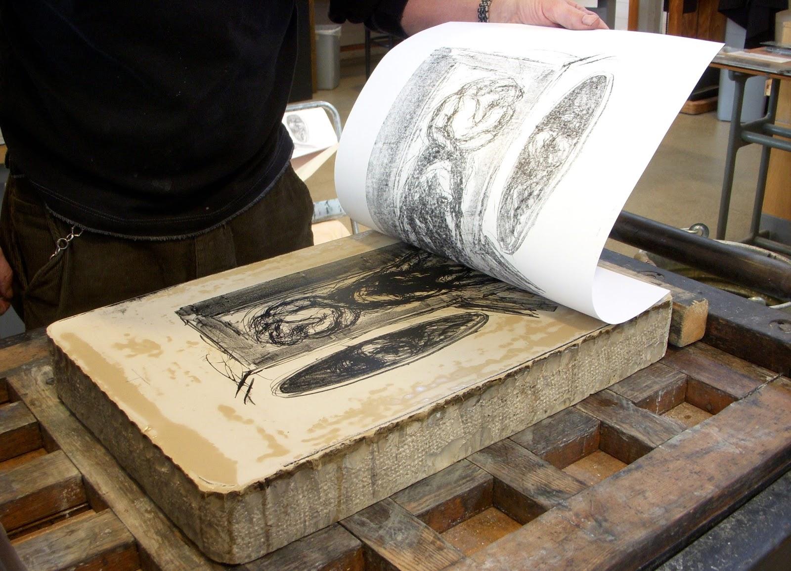 Как из фото сделать литографию