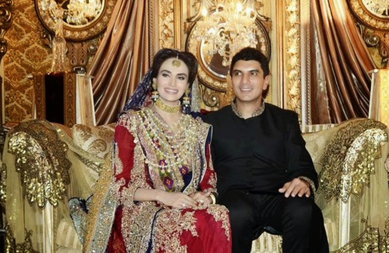 Nawaz sharif daughter married to saudi prince mehreen syed wedding