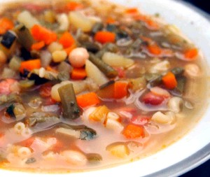 Soupes, Potages et Bouillons