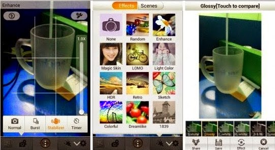 Free Download  Aplikasi Camera360 Terbaru