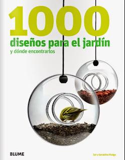 1000 diseños para el jardín y dónde encontrarlos BLUME