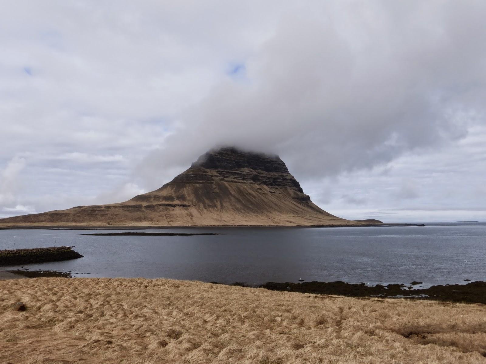 Kirkjufell Islandia