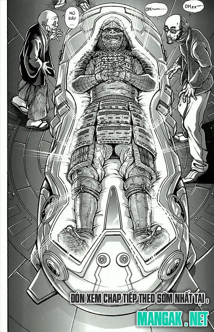 Baki Dou chap 5 Trang 20 - Mangak.info