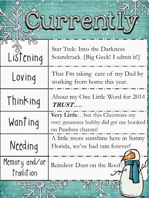 Fern Smith's Currently Thinking Link Up for January!
