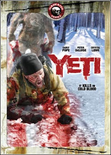 Download - Yeti - DVDRip - AVI - Dual Áudio