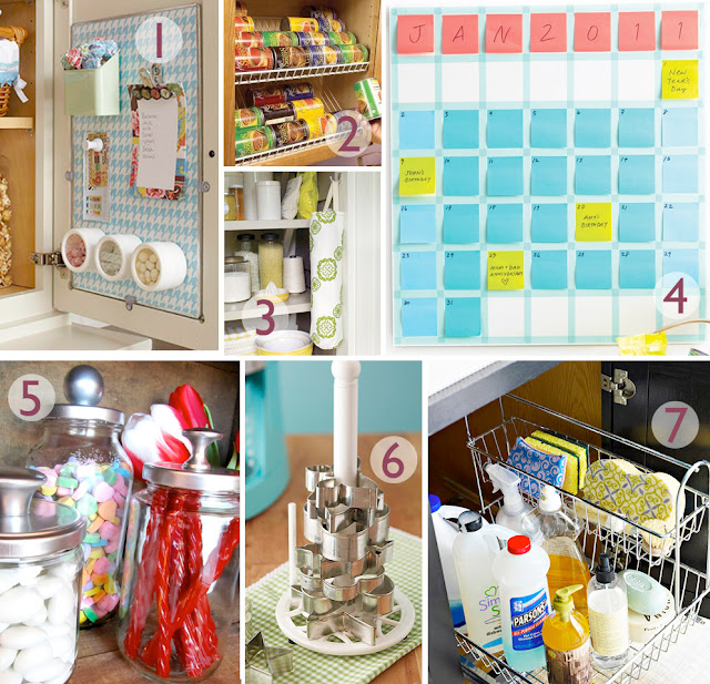 Kitchen Storage Diy Ideas: The How-To Gal: To-Do List: DIY Kitchen Organization