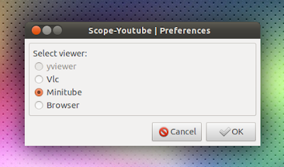 youtube scope unity configurator