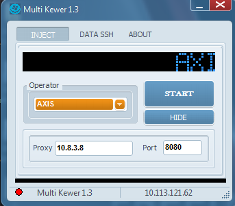 Multi SSH Update Multi Kewer 1.3