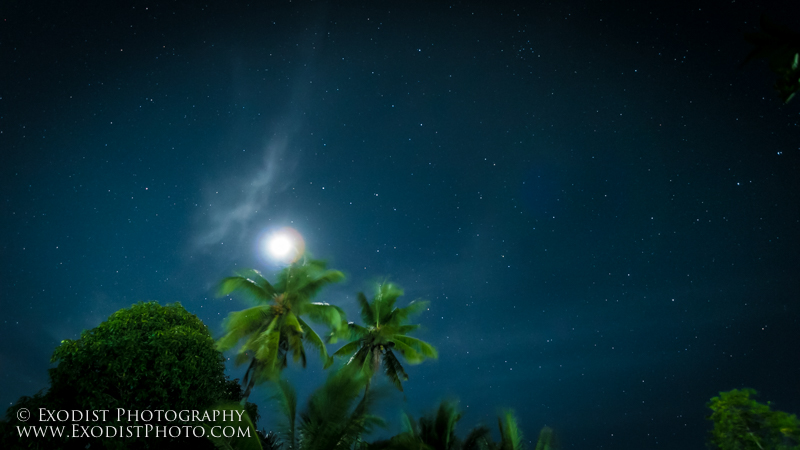 Learn How To Photograph The Moon And Stars