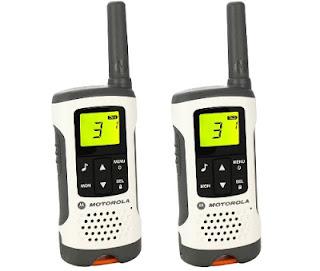 Krótkofalówka Motorola TLKR T50 z Biedronki