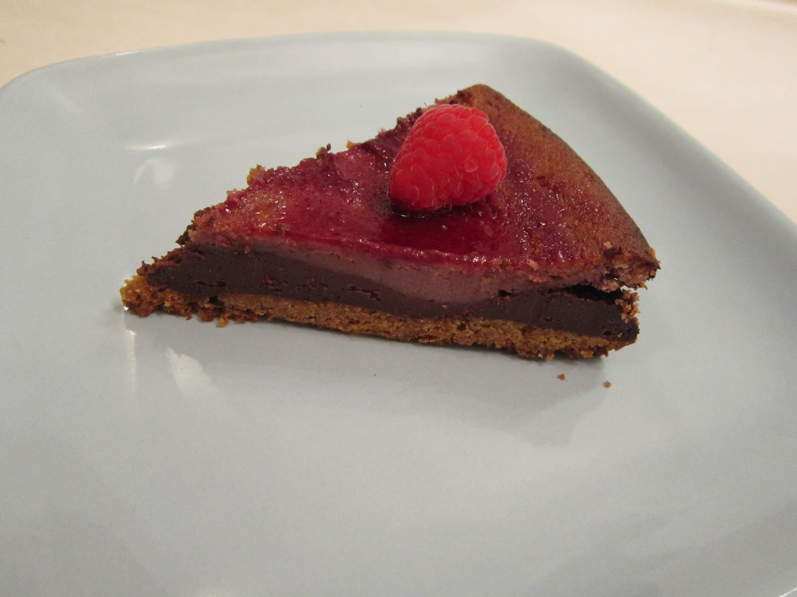 Ghirardelli Chocolate Raspberry Cheesecake Hearts Recipes — Dishmaps