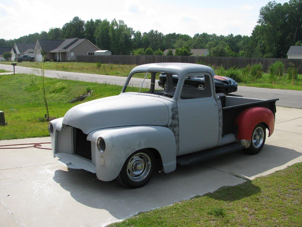 1951 Gmc Chevy Pickup Truck