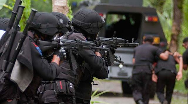 Maraknya Penyerangan Polisi Indikator Ancaman Teroris