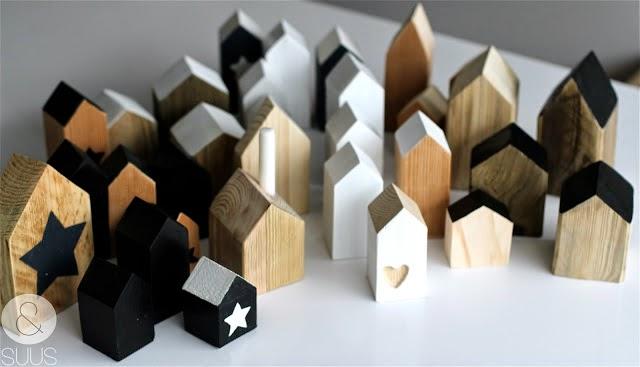 Scandimagdeco le blog astuce d co les petites maisons for Les decoration des maisons