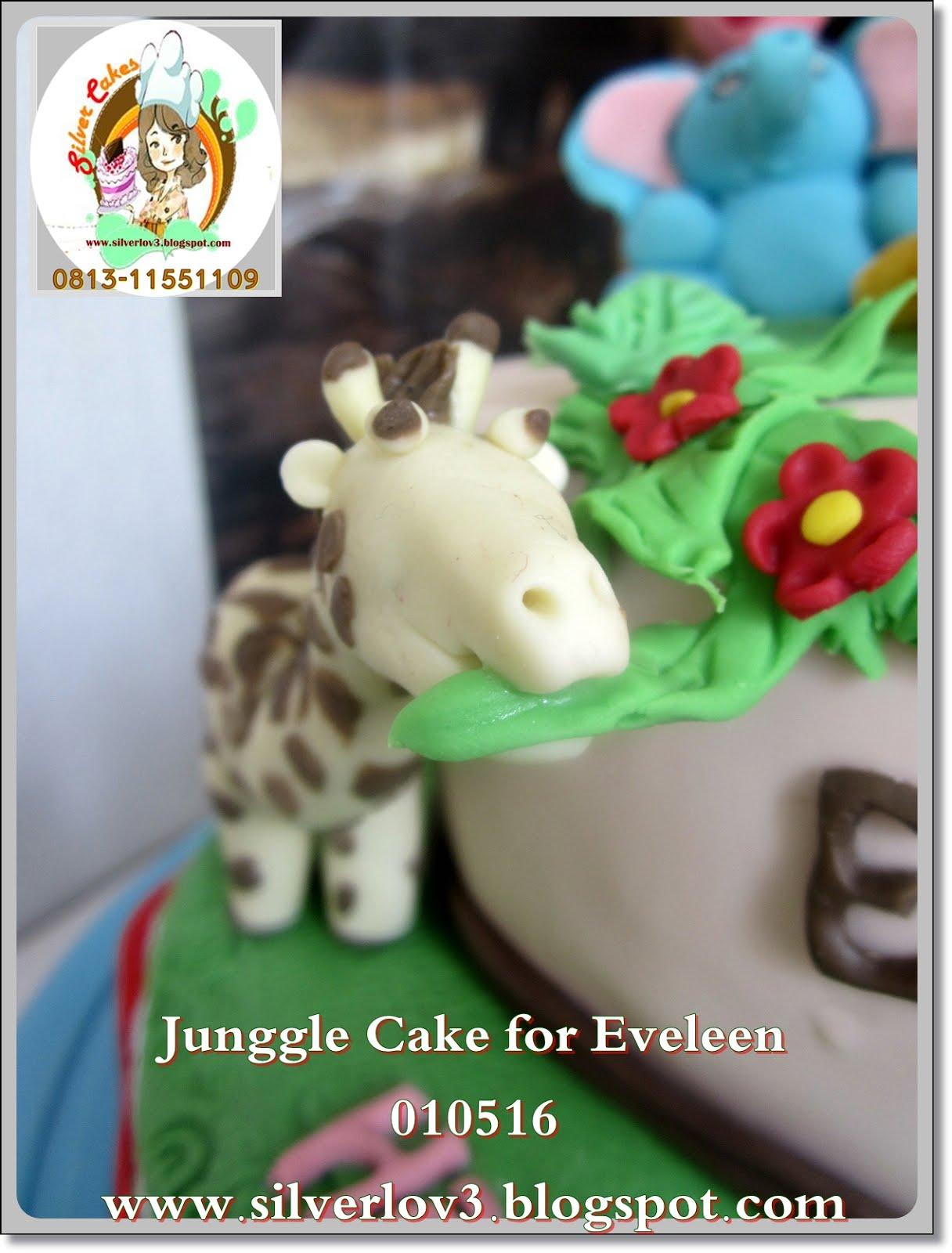 Junggle cake