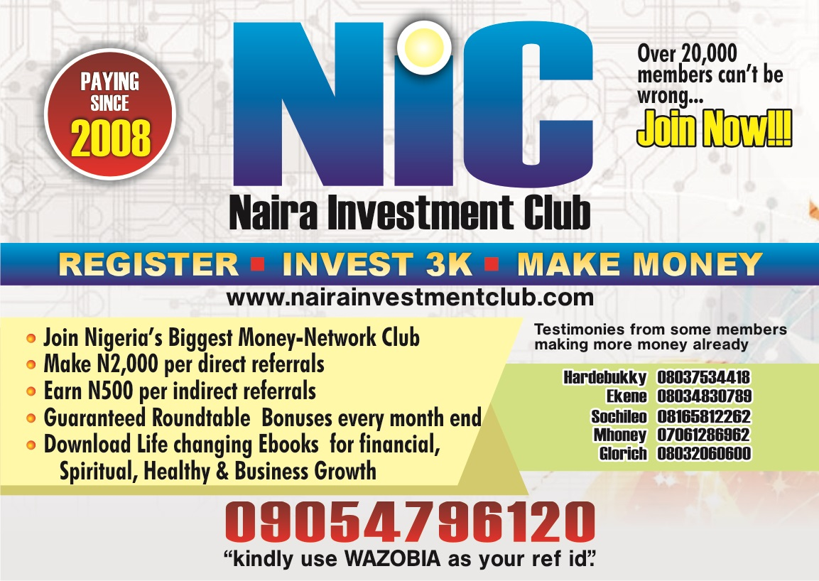 NairaInvestmentClub.com