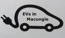 EV's in Macungie