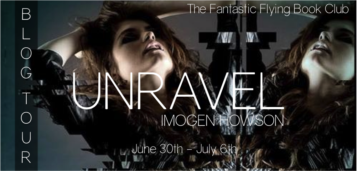 Unravel by Imogen Howson blog tour with Giveaway!!