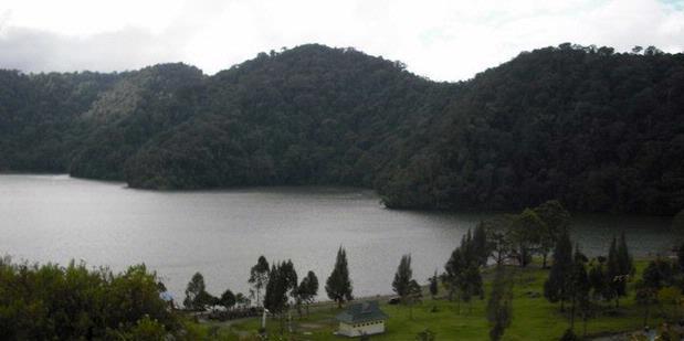 Cerita Mistis Danau Lau Kawar, Gunung Sinabung Medan