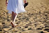 caminar y ver las huellas que van quedando y lo lejos que estas del punto de partida.